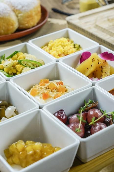 台北君悅-寶艾西餐廳 -九宮格風味盤(001)