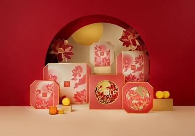 圖01:半島精品店中秋月餅全系列禮盒(001)
