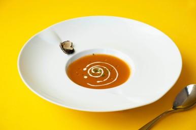 西式湯品-法式松露龍蝦濃湯